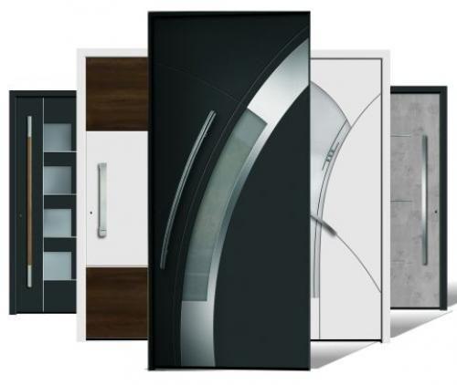 Eingangstüren modern grau  Fenster, Haustüren & Stahltüren | Bauernschmidt