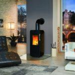 Nennwärmeleistung: 6 kW, Wirkungsgrad: 84,10 %, Größe: B 45 x T 41 x H 110 cm