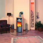 Nennwärmeleistung: 7 kW, Wirkungsgrad: 81,04 % (ECOplus 84,1 %), Größe: B 58 x T 47 x H 113 cm